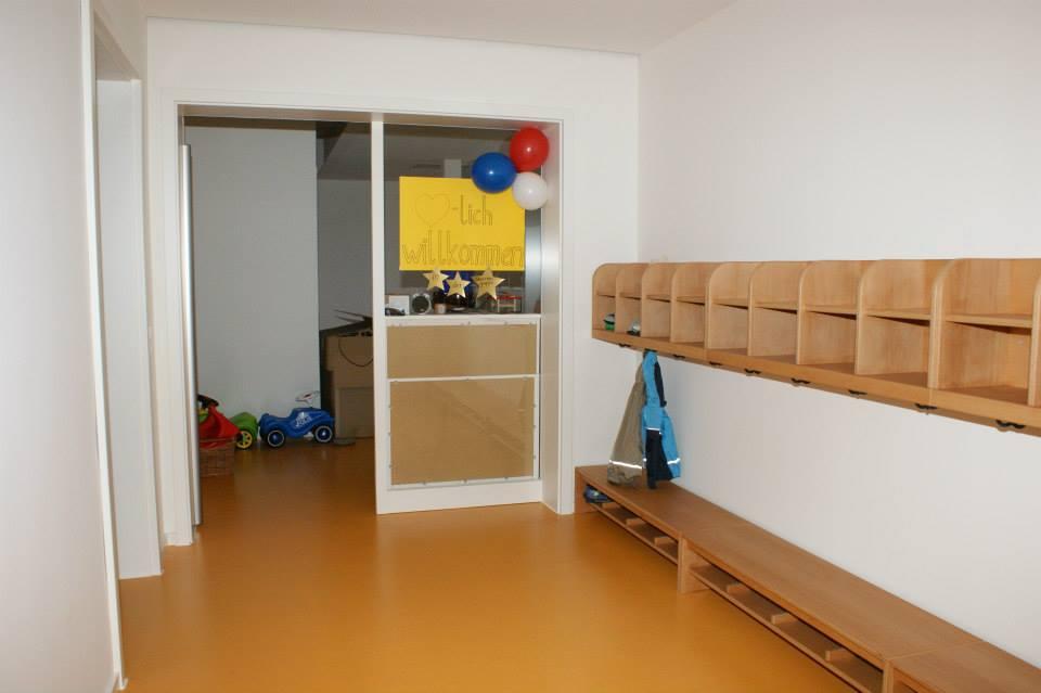 Um und neubau evangelische kirchengemeinde lukaskirche ulm for Garderobe kindergarten
